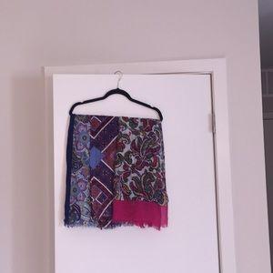 Bundle of three Talbots scarves